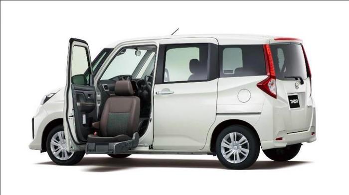 Daihatsu Thor yang cocok untuk disabilitas