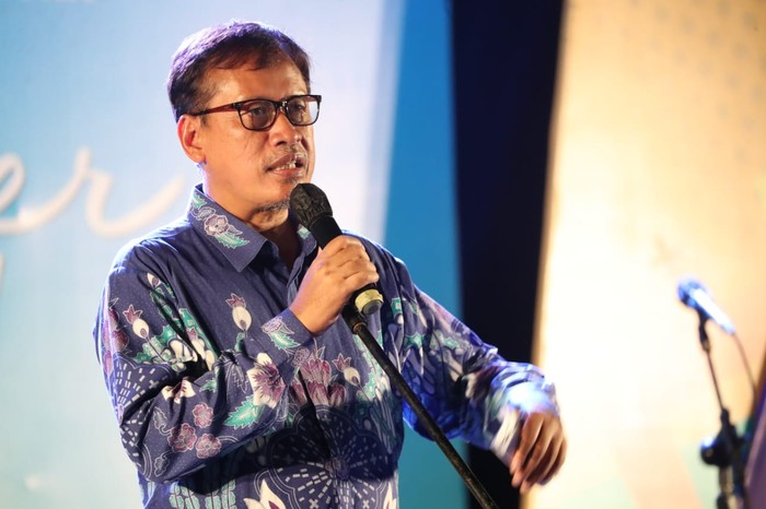 Deputi Bidang Pembudayaan Olahraga Kemenpora, Raden Isnata.