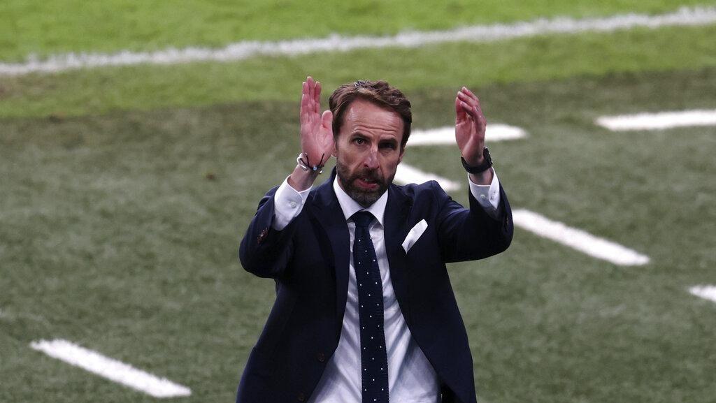 Southgate Ingin Inggris Juara Piala Dunia Tebus Kegagalan di Euro
