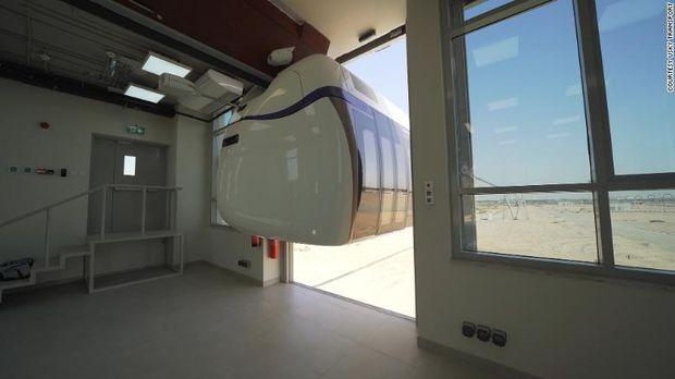 Gondola atau sky pod