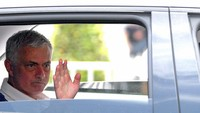 Begini Reaksi Jose Mourinho Nonton Portugal Raih Medali Olimpiade