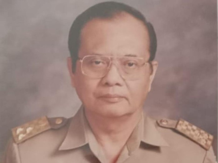 Mantan Wakil Jaksa Agung Mohamad Hasan (Foto: Istimewa)