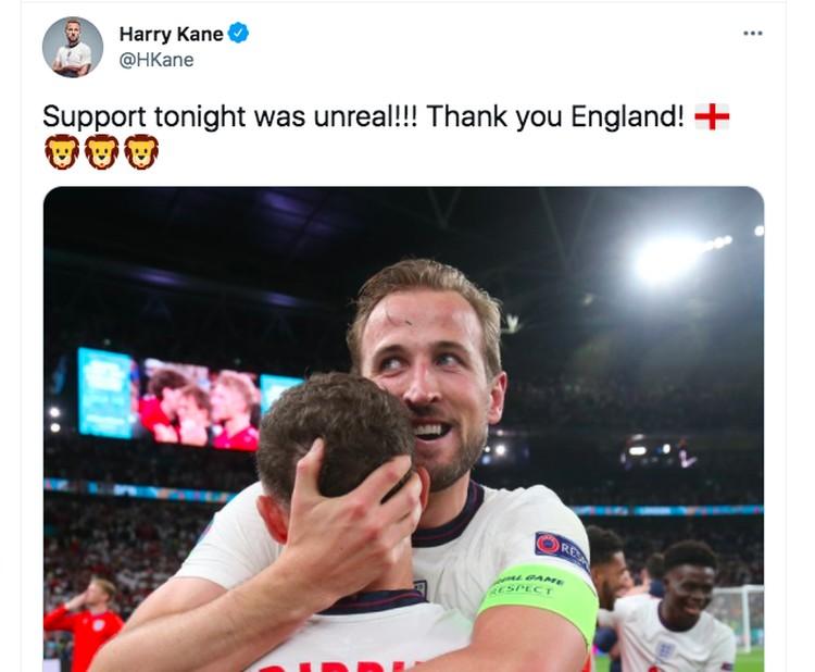 Meme Inggris Denmark