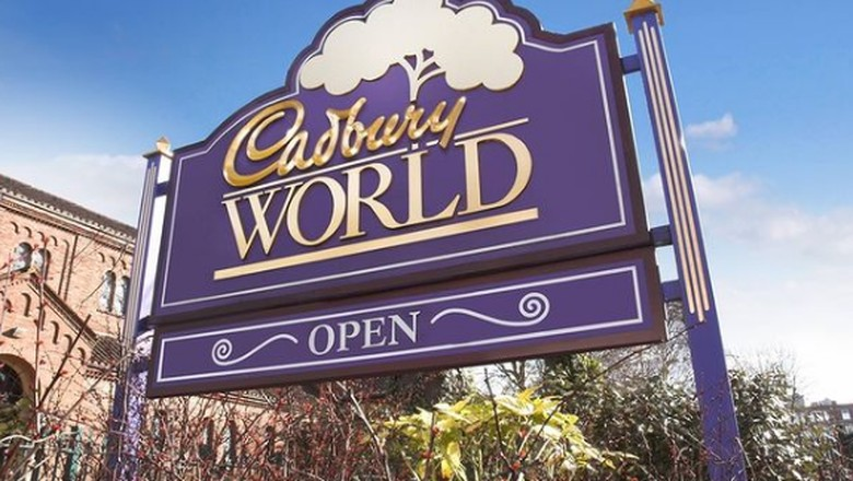 Museum coklat di dunia