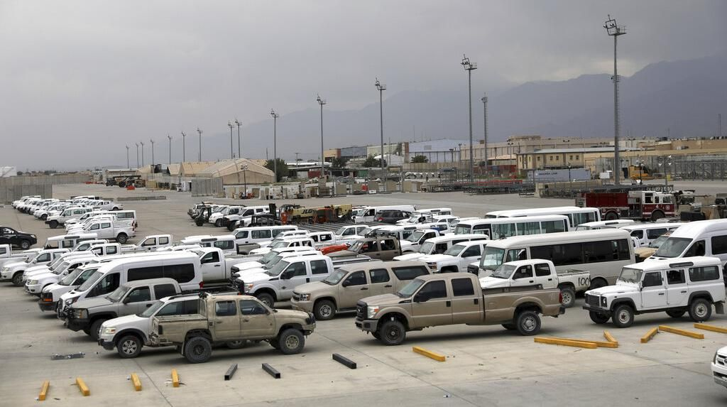 Angkat Kaki Militer Paman Sam Bikin Taliban Kuasai Afghanistan