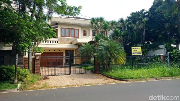 Rumah Mewah Dijual di Menteng, Jakarta Pusat