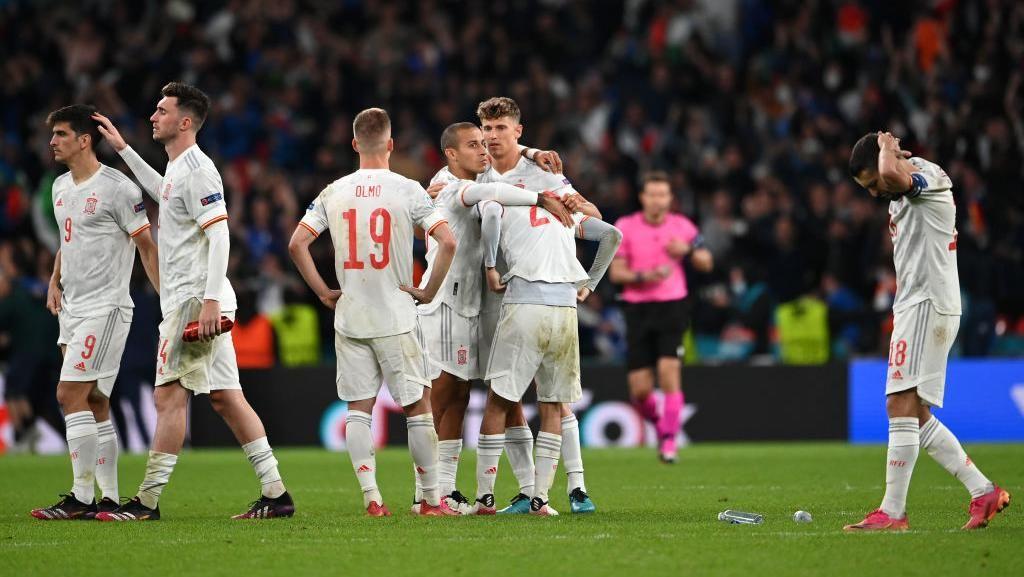 Spanyol Kandas di Euro 2020, tapi Anak-anak Mudanya Menjanjikan