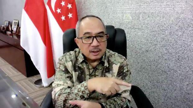 Duta Besar RI untuk Singapura, Suryo Pratomo