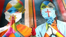 Indonesia kini tengah lonjakan kasus COVID-19. Selain Indonesia, nyatanya amukan virus Corona juga dirasakan di beberapa negara lain.