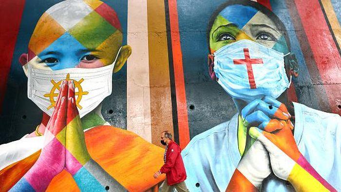 Selain Indonesia, nyatanya amukan virus Corona juga dirasakan di beberapa negara lain.
