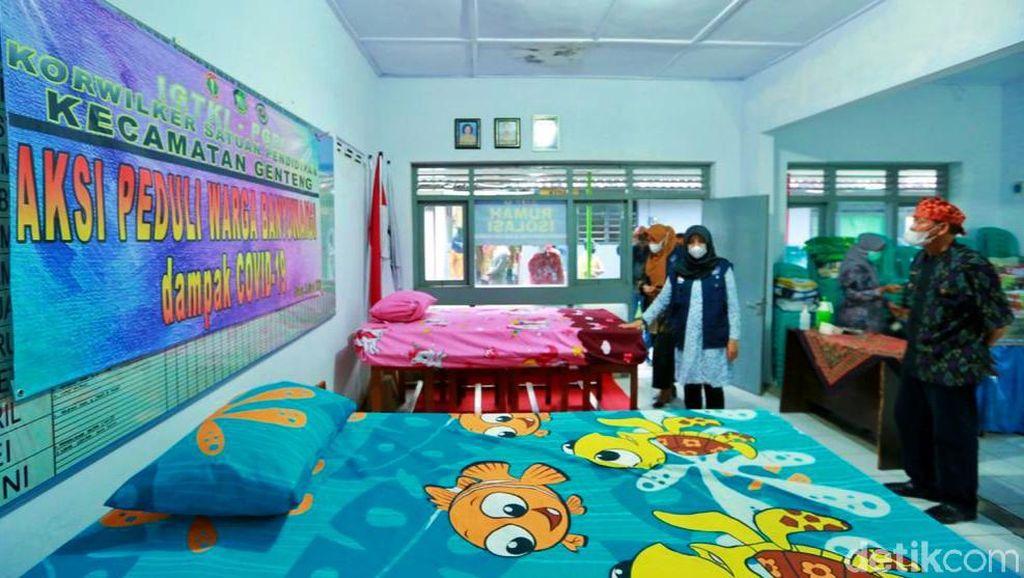 Banyuwangi Siapkan Isolasi Terpusat, Manfaatkan Sekolah Hingga Homestay
