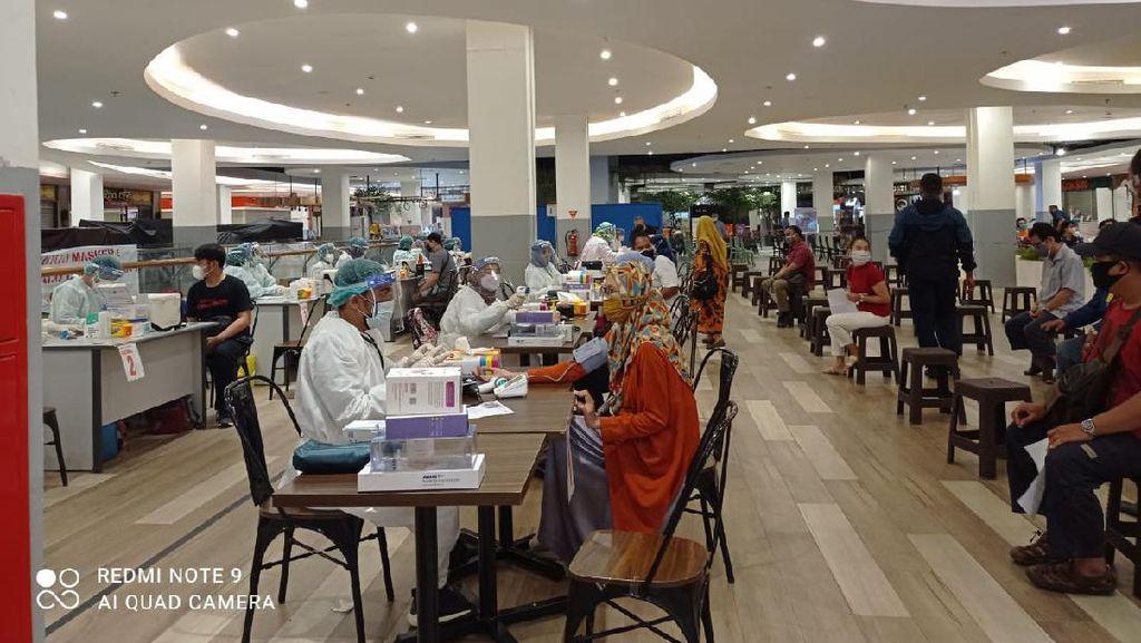 8 Gerai Transmart Buka Vaksinasi Gratis Tanpa Syarat, Daftar di Sini!