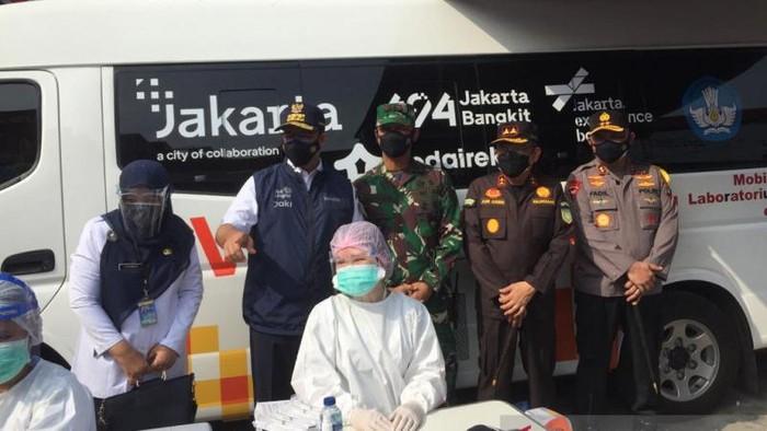 Vaksinasi Keliling Pemprov DKI Jakarta
