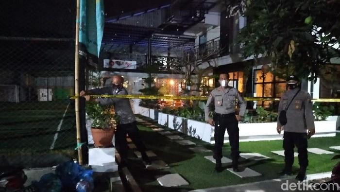 4 Kafe di Blitar ditutup karena langgar PPKM darurat