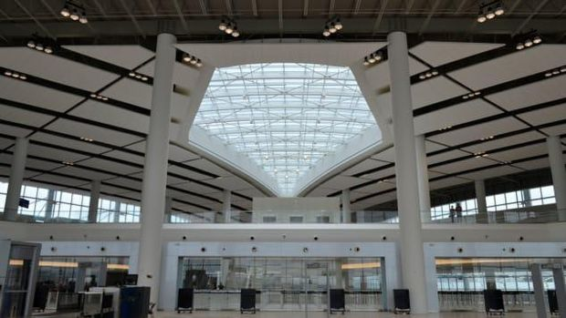 Bandara Internasional New Orleans