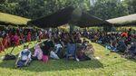 Bukan Piknik! Warga Serbu Vaksinasi Gratis di Jakarta
