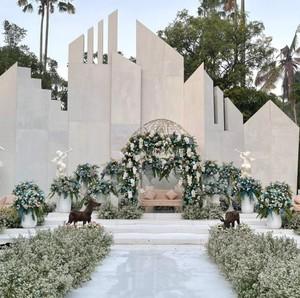 Cerita di Balik Viral Dekorasi Pernikahan Rp 75 Juta bak Rp 750 Juta