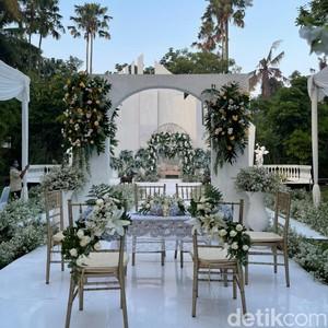 Viral Dekorasi Pernikahan Rp 75 Juta bak Rp 750 Juta, Hasilnya Bikin Takjub