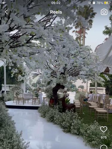 Dekorasi Pernikahan Rp75 Juta