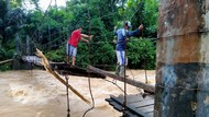 Banjir Bulukumba: 600 Rumah Terdampak, 4 Jembatan Putus