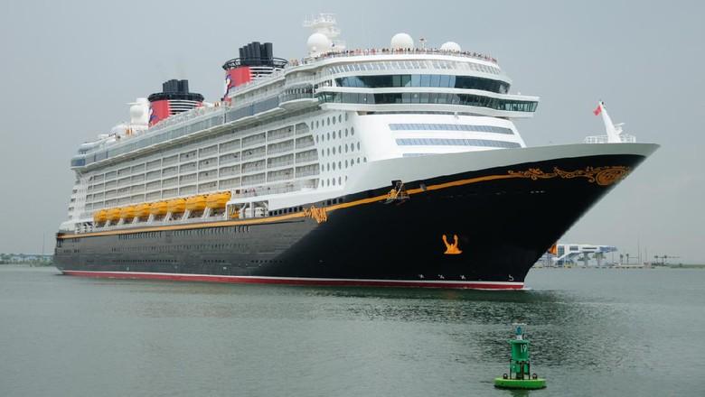 Kapal pesiar Disney