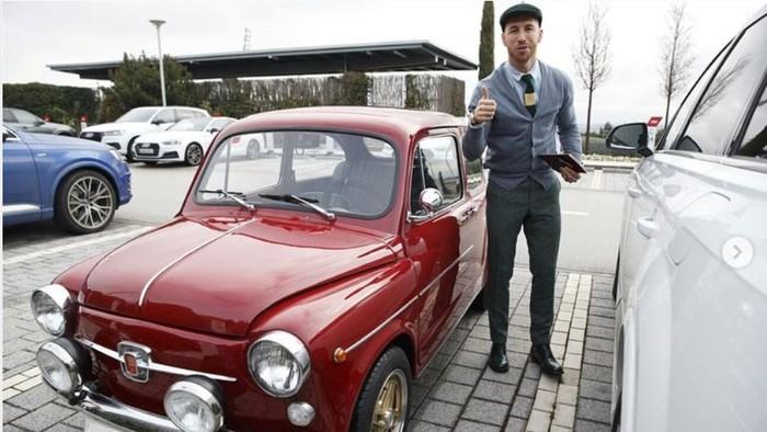 Koleksi Mobil Sergio Ramos