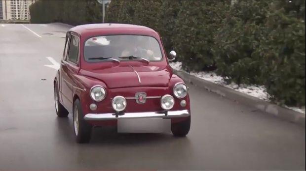 Koleksin Mobil Sergio Ramos