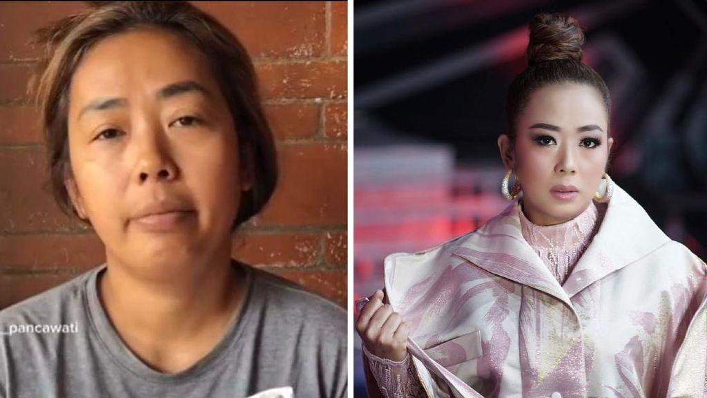 8 Potret Komedian Wanita Pakai Vs Tanpa Makeup, Siapa yang Paling Manglingi?