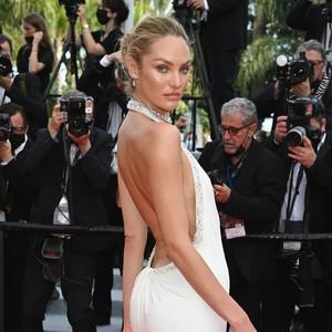 Foto: 9 Model Seksi Invasi Karpet Merah Cannes, Bikin Terpukau