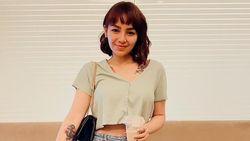 Nadia Christina Masih Cinta Alfath Fathier Meski Sudah Dipukuli
