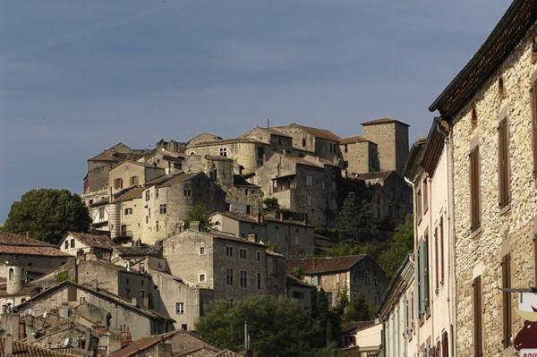 Desa ini merupakan peninggalan abad pertengahan.