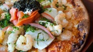 Sultan! Ini 7 Pizza Termahal di Dunia yang Harganya Rp 174 Juta Seloyang