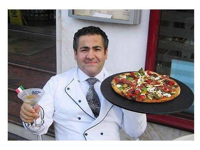 Pizza Termahal di Dunia dengan Harga Mencapai Rp 174 Juta