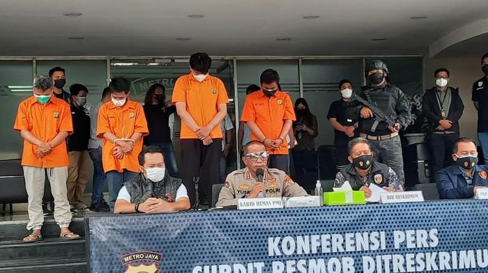 Polda Metro Jaya tangkap pelaku pemalsuan swab pcr