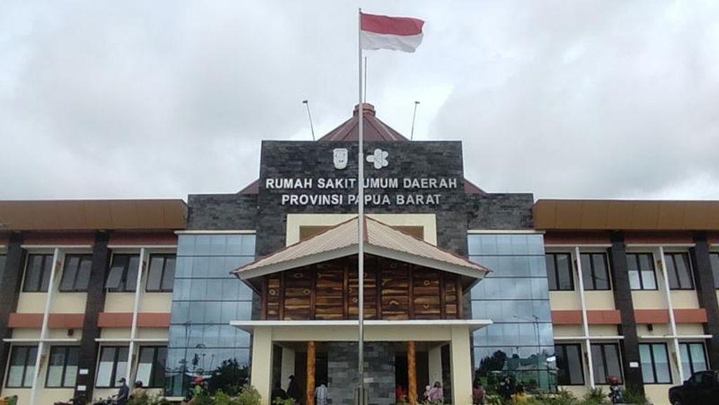 Overkapasitas-20 Nakes Positif COVID, RSUD Papua Barat Tutup Sementara