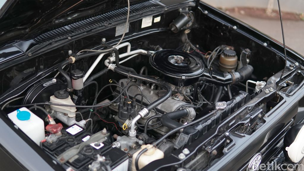Toyota Kijang G 1994 Modifikasi Rally Look