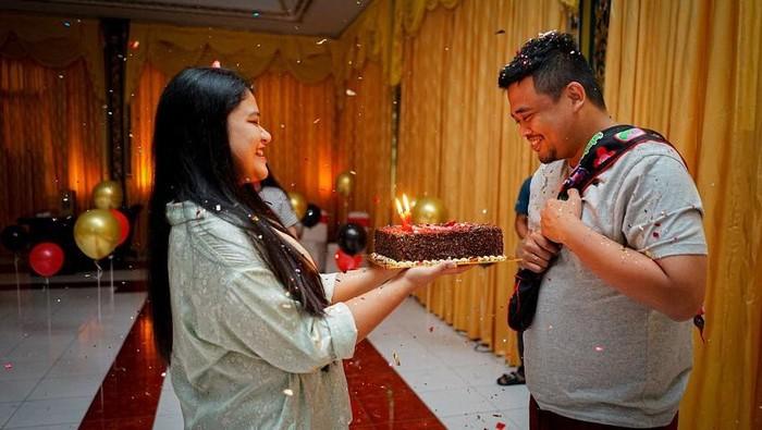 Ulang Tahun Bobby Nasution