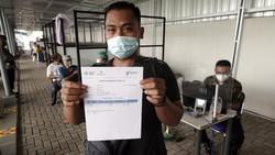 PT KAI Daop V Purwokerto menyediakan layanan Vaksinasi COVID-19 untuk calon penumpang. Yuk dimanfaatkan.