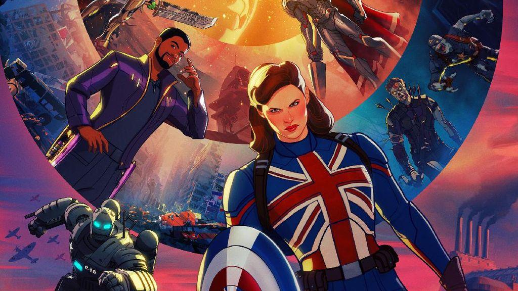 Bagaimana Jika Agent Carter Menggantikan Captain America