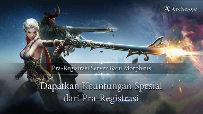 Game ArcheAge Asia