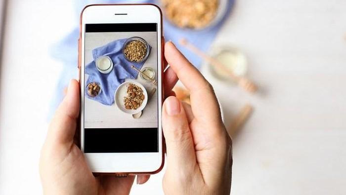 Ilustrasi foto makanan