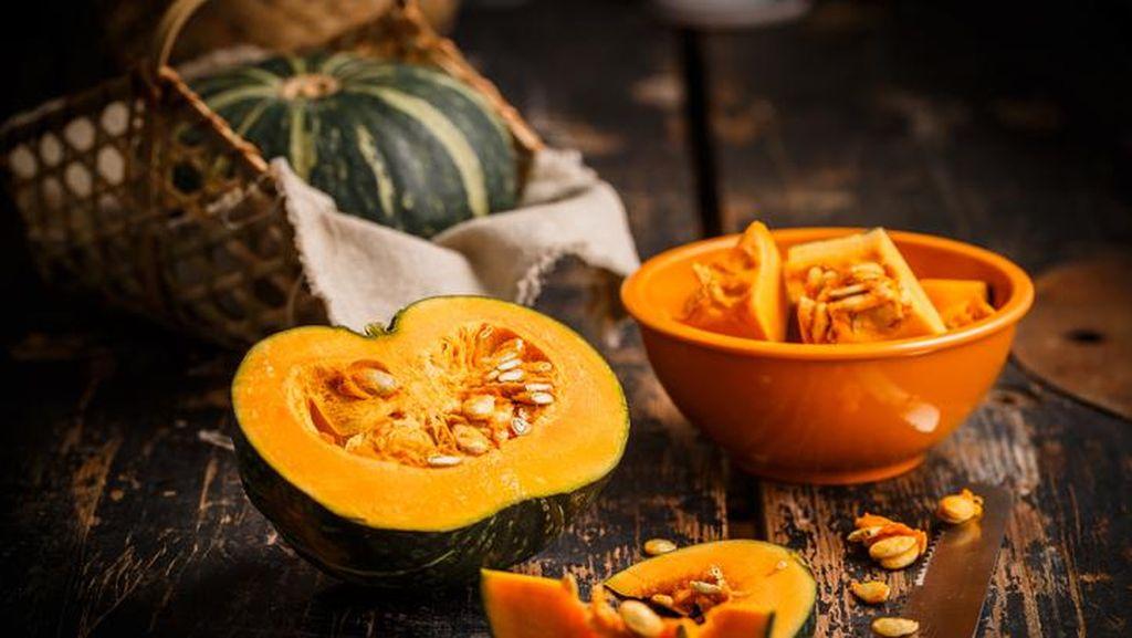 Tips Makan Pasien COVID-19 dan Isu Labu Kuning untuk Mengobatinya