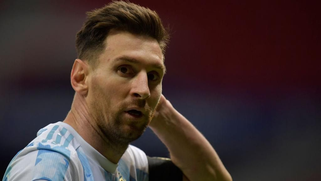 Messi Takkan Sebesar Maradona Sekalipun Juara Piala Dunia 4 Kali