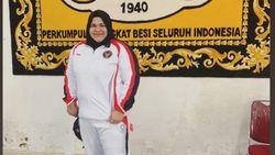 Mengenal Nurul Akmal, Atlet Angkat Besi Aceh yang Berlaga di Olimpiade Tokyo