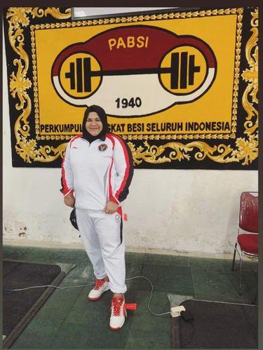 lifter aceh Nurul Akmal