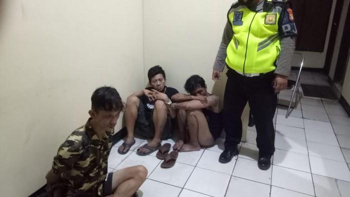 Polisi tangkap pelaku begal sopir truk di Tol JORR, Jakarta Selatan