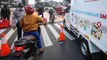 Ada PPKM Simpang Jalan Fatmawati Ditutup 4 Jam