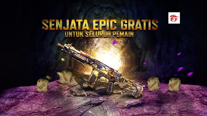 Promosi Senjata Epic Call of Duty: Mobile