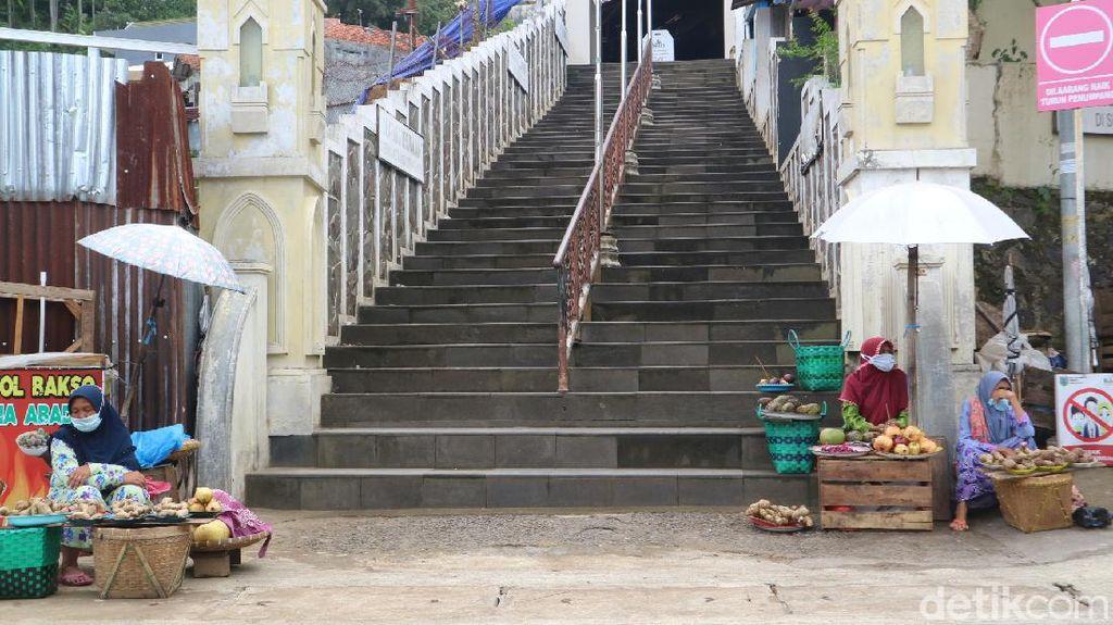 Wisata Sunan Muria Kosong Melompong, Ekonomi Warga Lumpuh Total