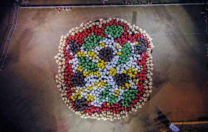 Wow! 5 Rekor Pizza Dunia Ini Tercatat dalam Guinness World Records